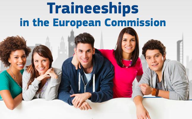 Uno stage alla Commissione Europea? circa 1300 posti disponibili ogni anno…comincia a prepararti!