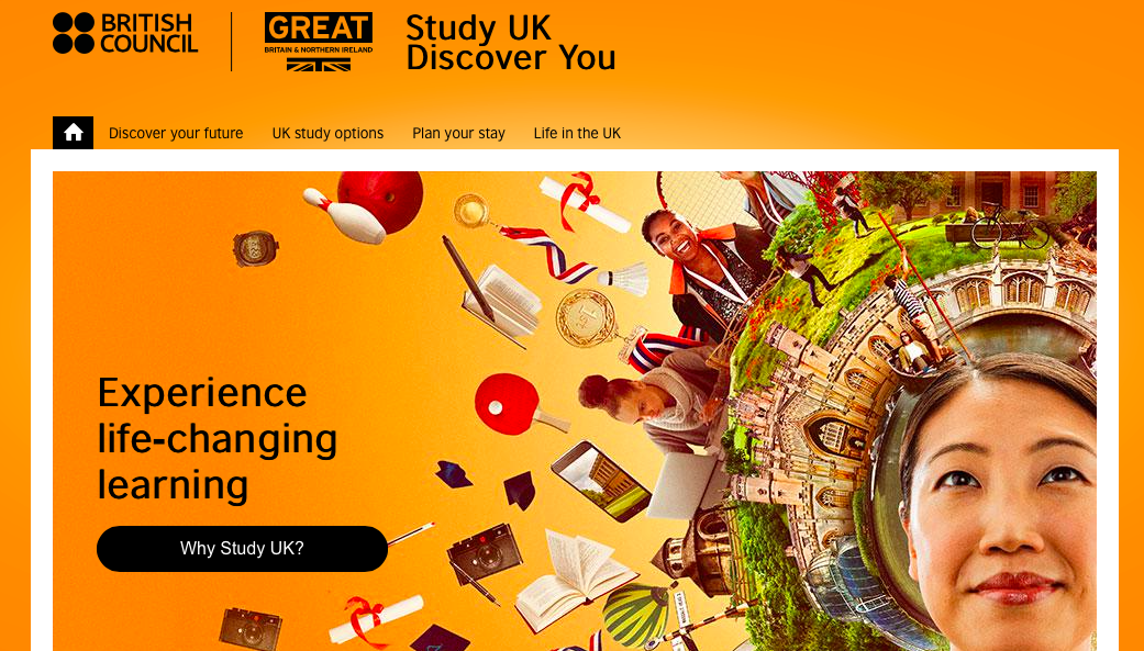 UK education for international students