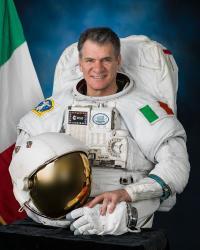 """""""Spazio all'ingegno"""", all'Università di Parma l'astronauta Paolo Nespoli"""