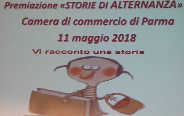 """Le nostre storie di alternanza 5 – """"COOPERATIVA? CHE IMPRESA!"""" vince il primo premio della Camera di Commercio di Parma"""