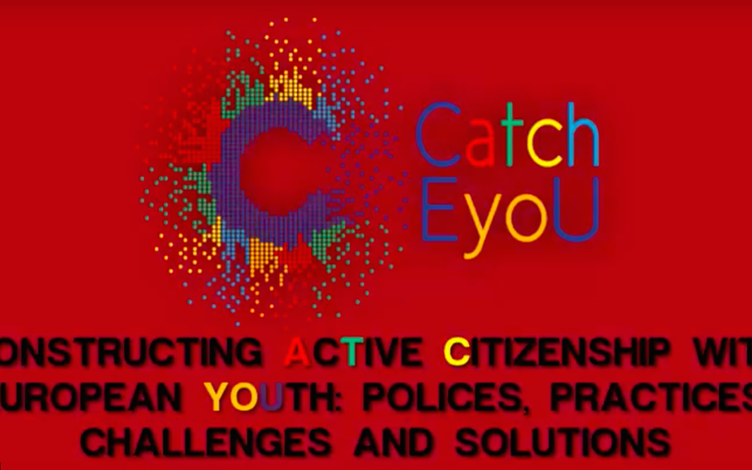 Le nostre storie di alternanza 1. Il laboratorio d' impresa: CATCHEYOU – Constructing AcTive CitizensHip with European YOUth