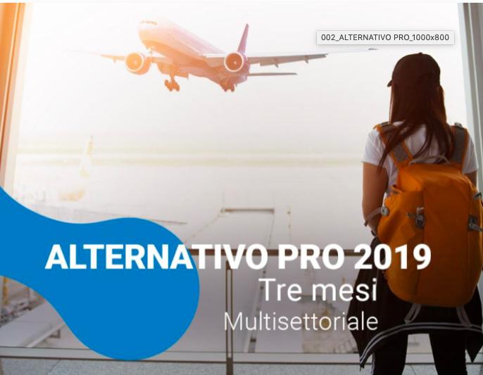 Borse Alternativo PRO: tre mesi di tirocinio all' estero
