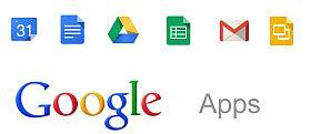 Accedi a Google Apps